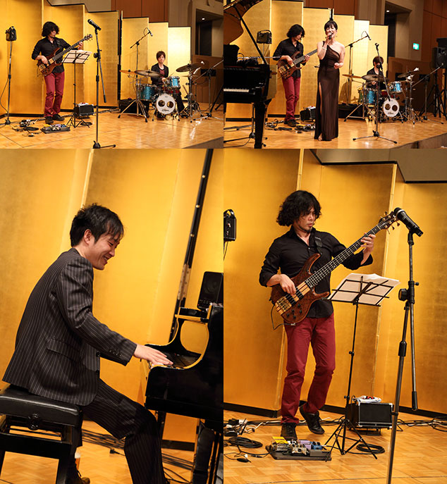 Emy With Nice Friendsによる演奏